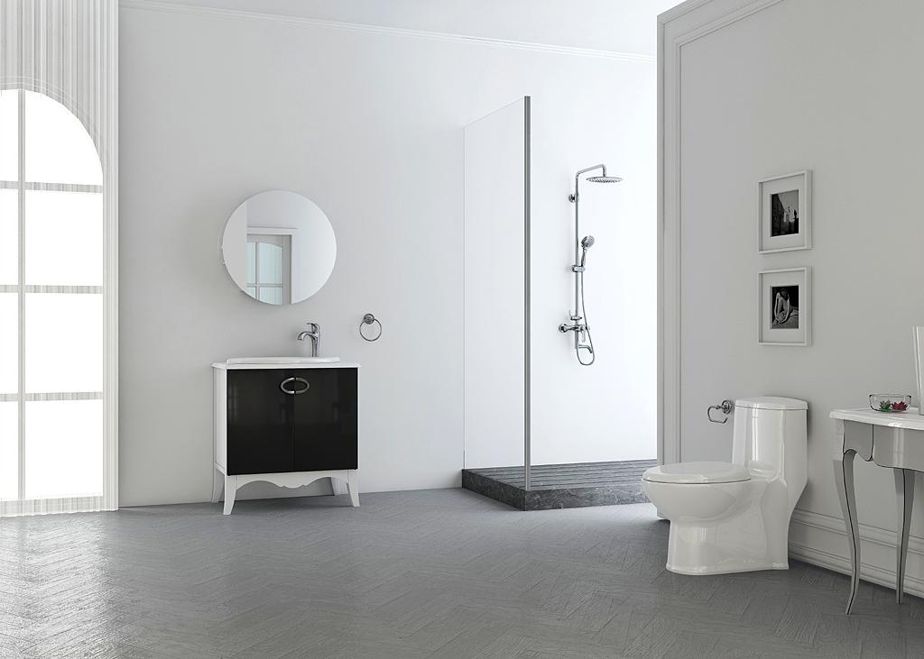 Créer une salle de bain 3D avec InteriCAD Lite